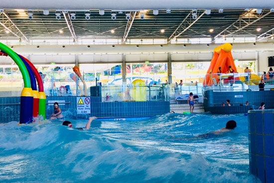 Ryde Aquatic Leisure Centre