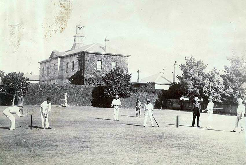Gladesville Mental Hospital Historical Cricket Match